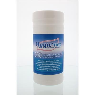 Lingettes incontinence Hygie'net