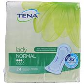 Protection Anatomique Absorbante Tena Lady Normal Paquet de 24